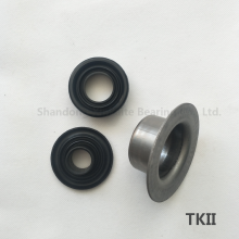 สายพานลำเลียง TKII Conveyor Roller Labyrinth Seal And Bearing Housing